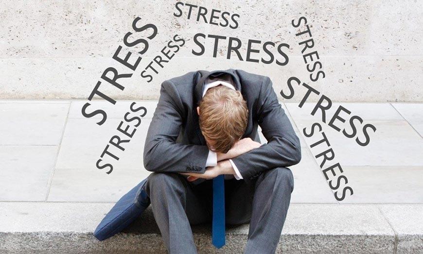 Причина плохого роста бороды стресс