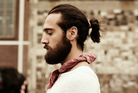 борода не растет в одном месте