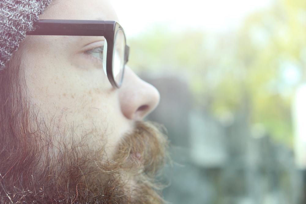 не срастается борода