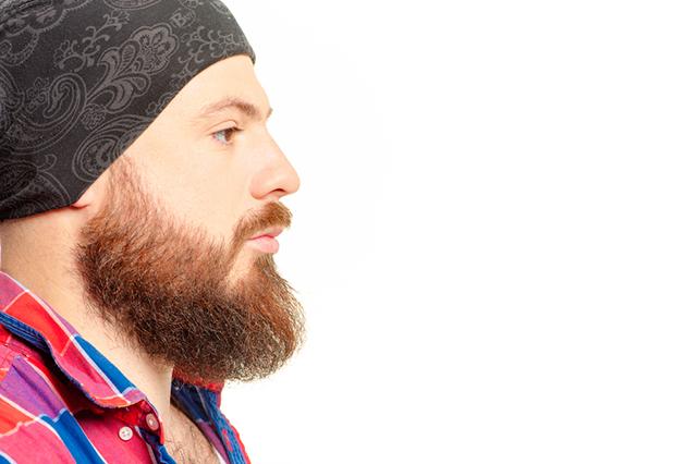 почему в 25 лет не растет борода