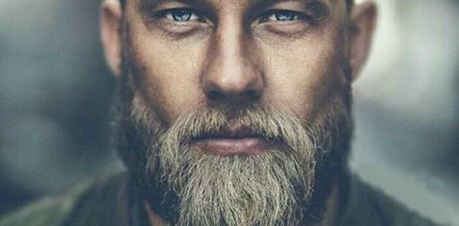 Как отрастить бороду - повышаем тестостерон