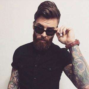 как отрастить густую бороду