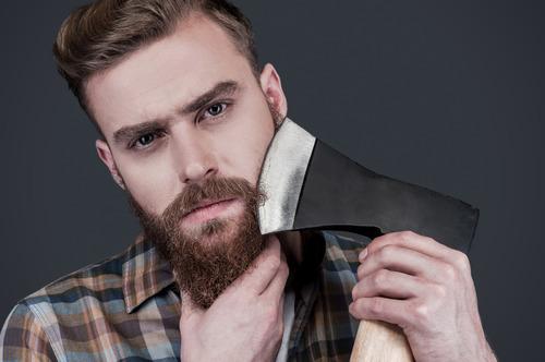 как ускорить рост бороды в 22 года