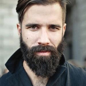 от чего растёт борода