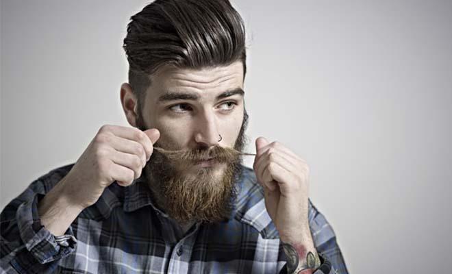 почему не растет борода у мужчины