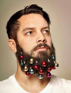 неправильно растет борода