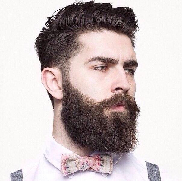 как заставить бороду расти гуще