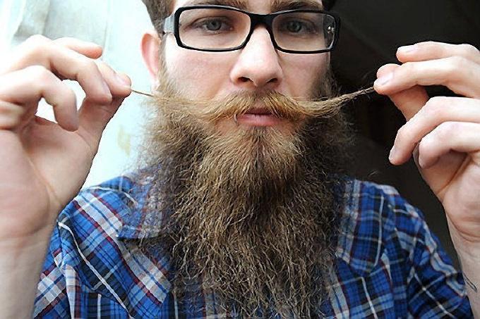 как вырастить густую бороду