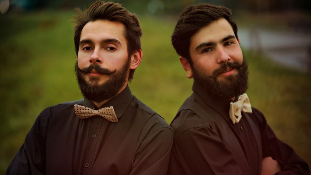 борода медленно растет