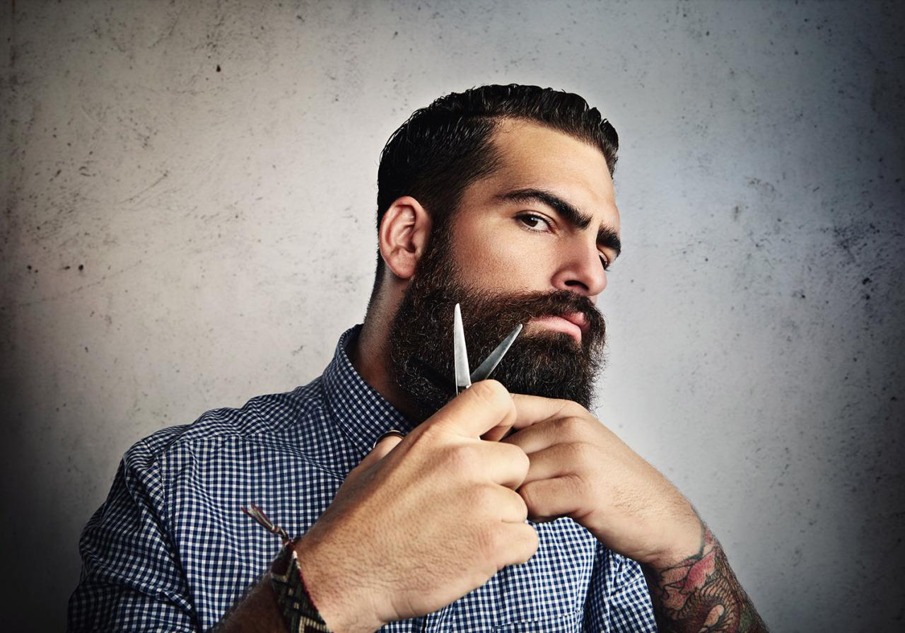 как растить бороду если плохо растет