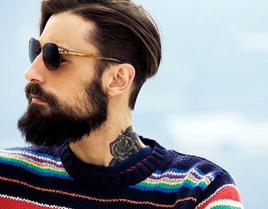 борода перестала расти
