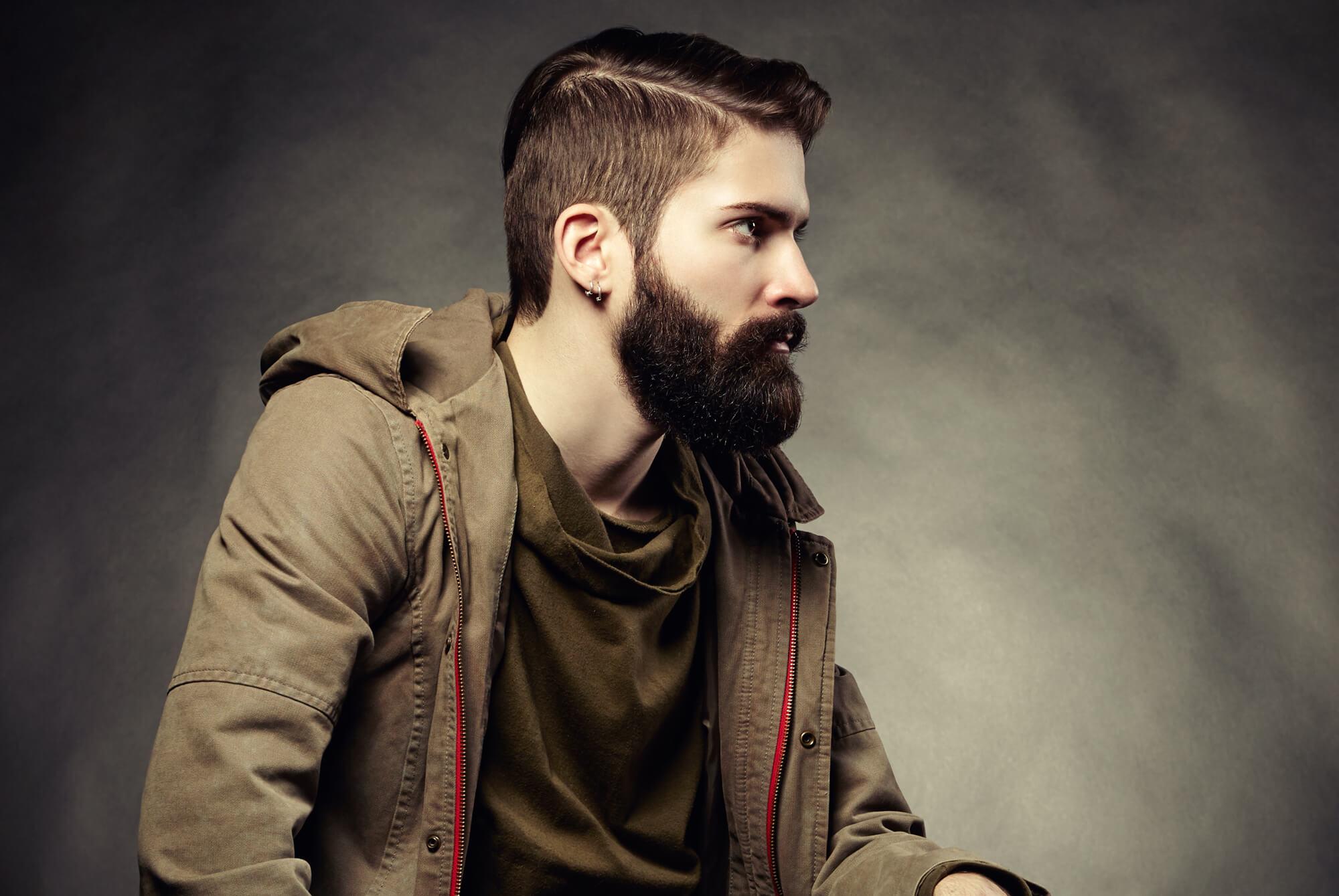 способ роста бороды
