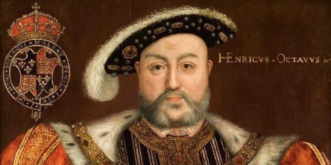 Генрих 8 и налог на бороду