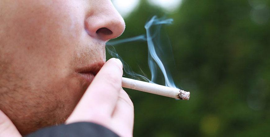 Как курение влияет на рост бороды