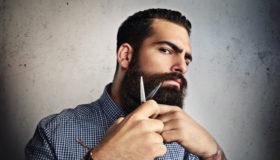 Что делать если борода растет пучками