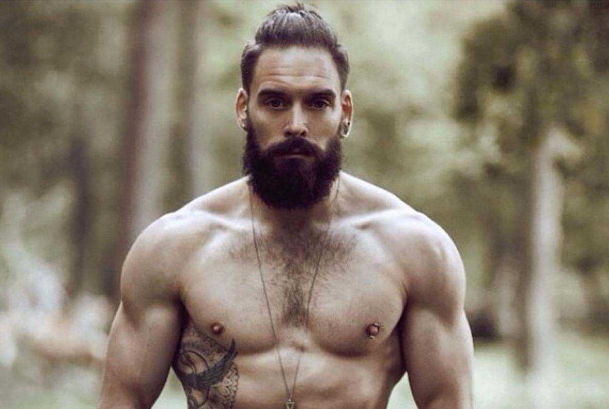 борода растет с одной стороны больше