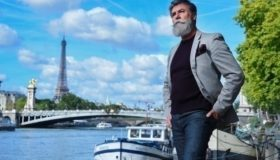 Как одеваться бородачу