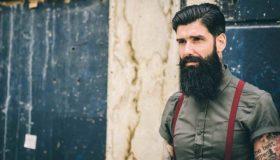 Как одеваться бородатому хипстеры