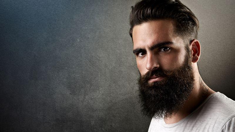 как правильно растить бороду