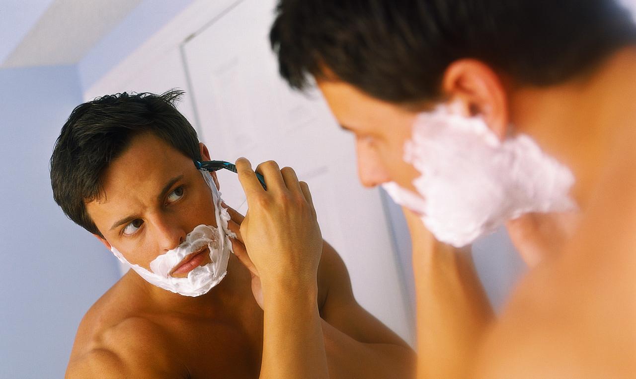 мужской лосьон после бритья