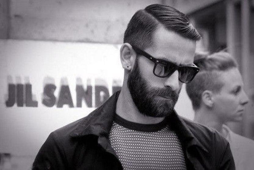 как взрастить бороду