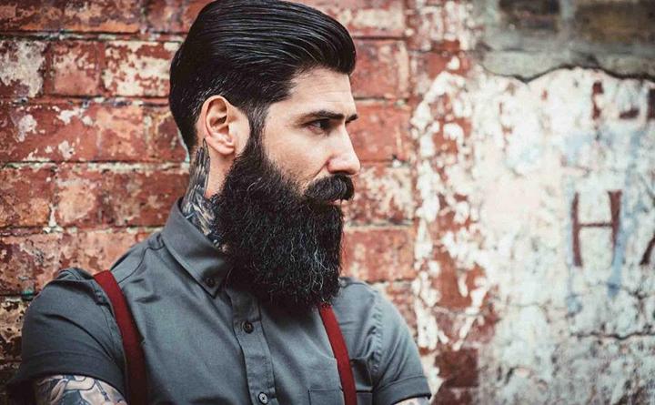 у всех ли мужчин растет борода