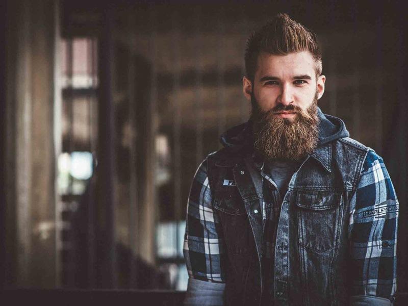 у мужчины плохо растет борода