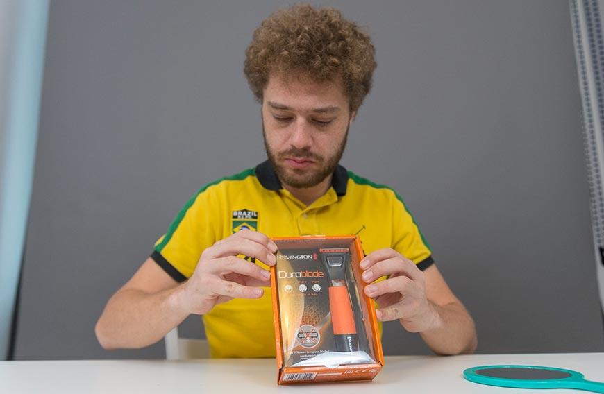 Подарок бородачу - триммер