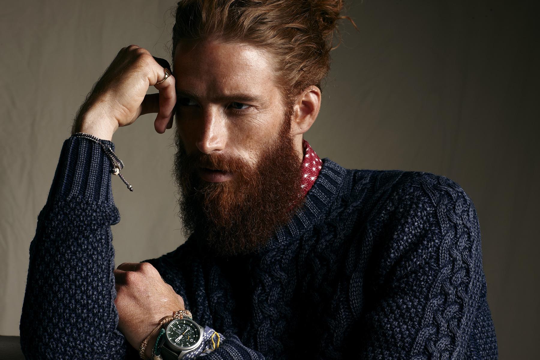 как добиться быстрого роста бороды