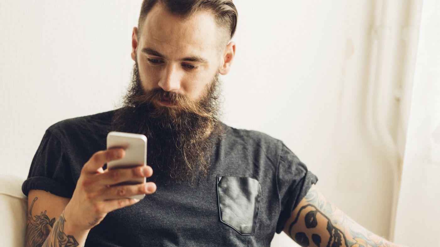самый быстрый рост бороды