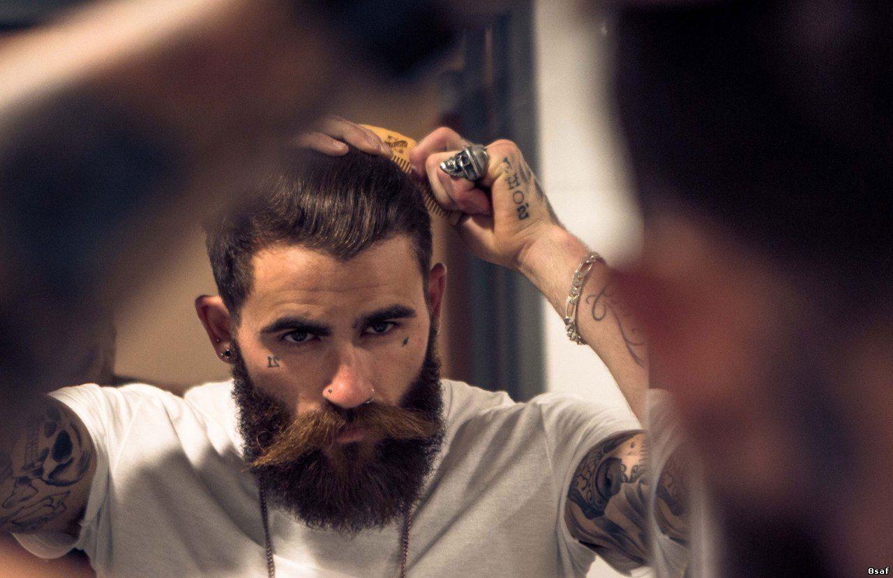 как сохранить идеальную бороду