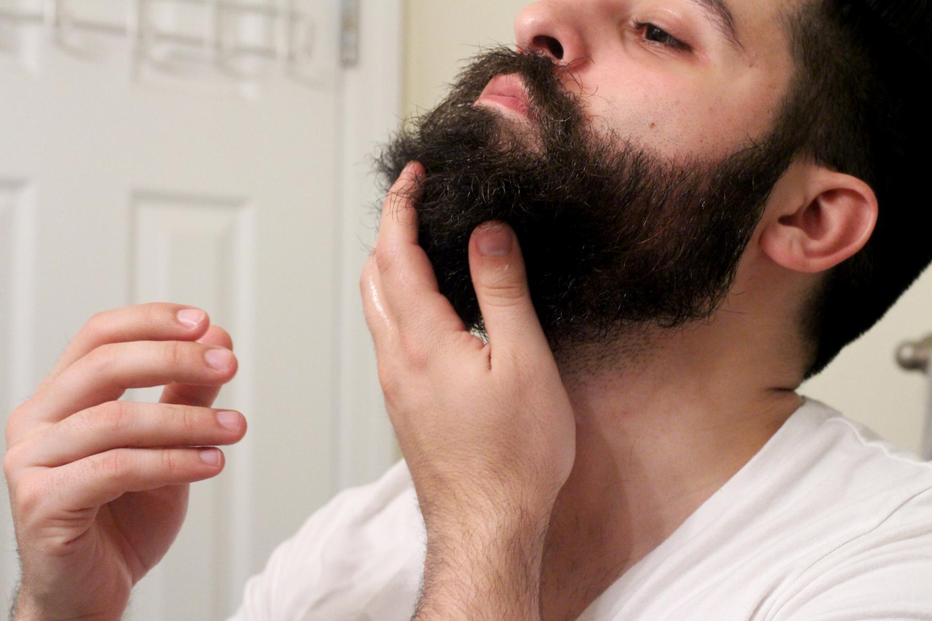 с чего начать отращивание бороды