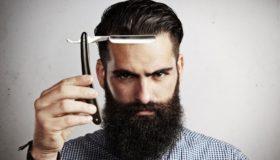отрастить бороду без усов