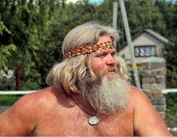 Борода у славян - история русской бороды