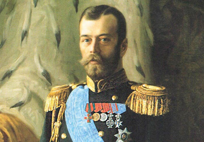 Мода на бороду - Николай 2