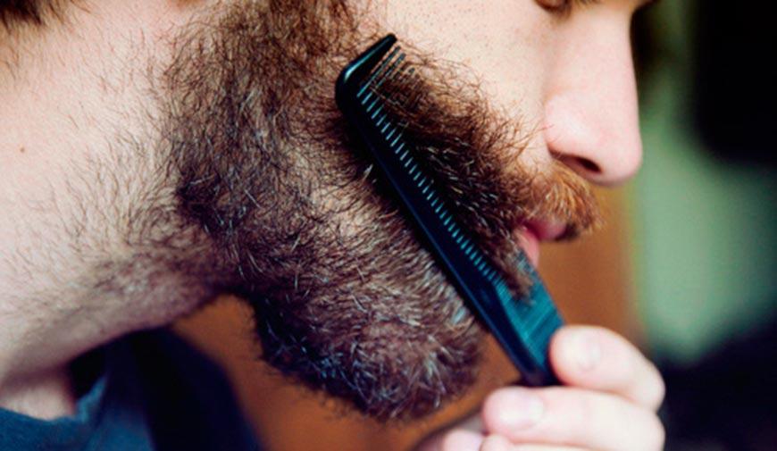 Уход за бородой-как расчесывать бороду