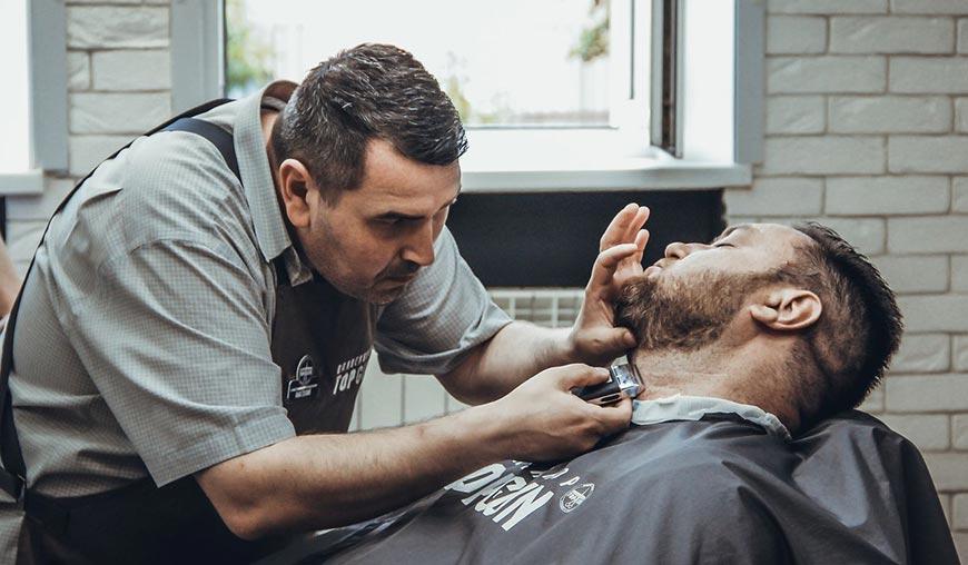 Уход за бородой - придание формы бороде